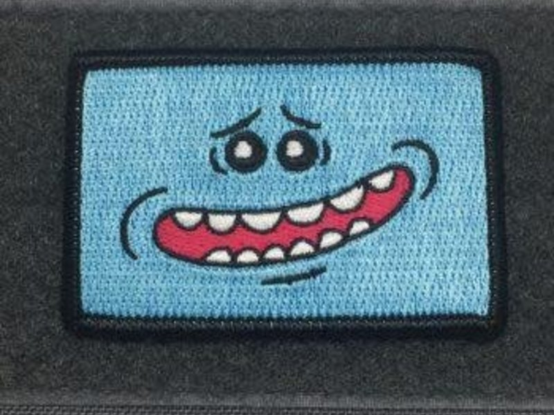 Tactical Outfitters Tactical Outfitters Mr. Meeseeks V2 Morale Patch