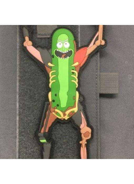 Tactical Outfitters Pickle Rick Rat Suit V1 Patch