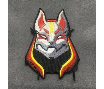 Tactical Outfitters Drift Mask (Fox) Morale Patch