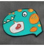 Tactical Outfitters Tactical Outfitters Yum-Yum Dinosaur Morale Patch