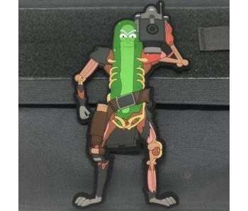 Tactical Outfitters Pickle Rick Rat Suit V3 Patch