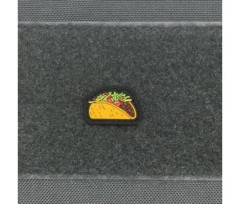 Tactical Outfitters Taco PVC Cat Eye Morale Patch