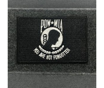 Tactical Outfitters POW-MIA Flag Morale Patch