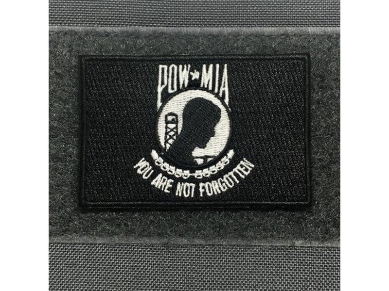 Tactical Outfitters Tactical Outfitters POW-MIA Flag Morale Patch