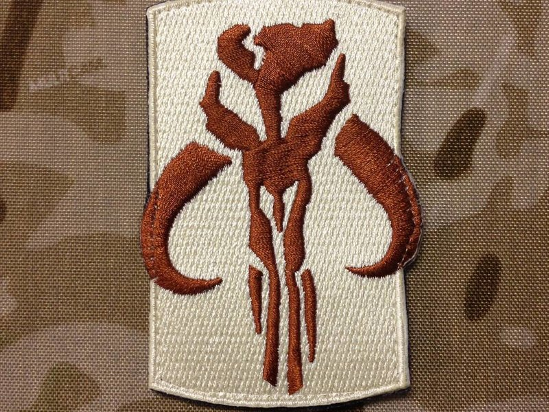 Tactical Outfitters Tactical Outfitters Mandalorian Warrior Patch
