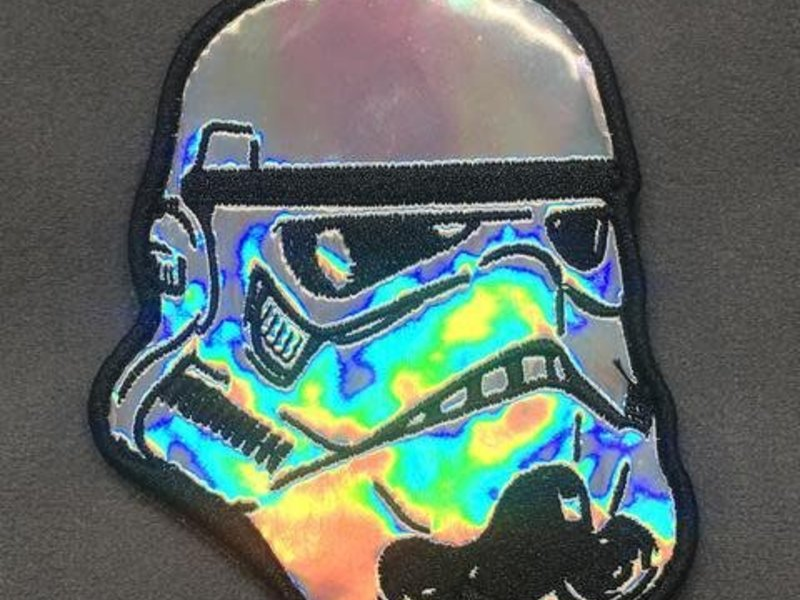 Tactical Outfitters Tactical Outfitters Holographic Stormtrooper Patch