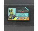 Tactical Outfitters Tactical Outfitters Krombopulos Michael Business Card GITD Morale Patch (Rick and Morty)