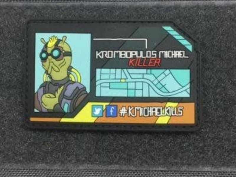 Tactical Outfitters Tactical Outfitters Krombopulos Michael