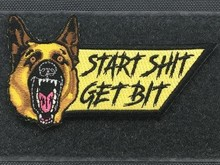 Tactical Outfitters Tactical Outfitters Start Shit Get Bit Morale Patch