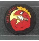 Tactical Outfitters Tactical Outfitters The Flying Hellfish Morale Patch