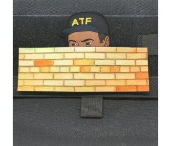 Tactical Outfitters The ATF Morale Patch Set