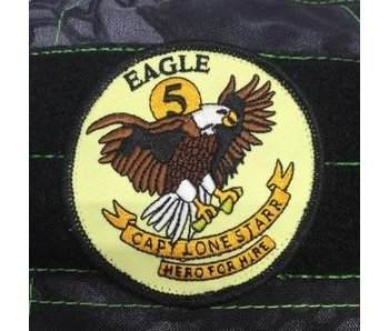 Tactical Outfitters Eagle 5 Morale Patch