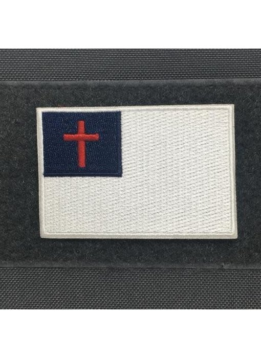 Tactical Outfitters Christian Flag Morale Patch