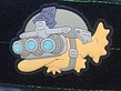 Tactical Outfitters Tactical Outfitters Blinky GITD PVC Morale Patch