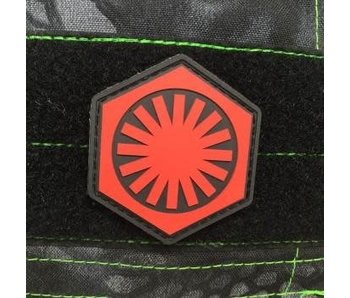 Tactical Outfitters First Order PVC Morale Patch