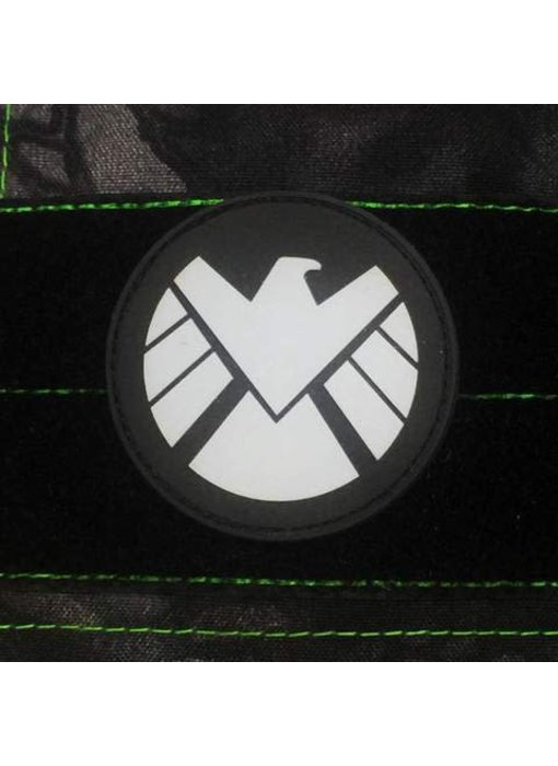 Tactical Outfitters Shield PVC Morale Patch