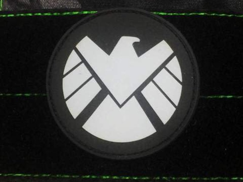 Tactical Outfitters Tactical Outfitters Shield PVC Morale Patch