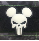 Tactical Outfitters Tactical Outfitters Mickey Punisher GITD PVC Patch