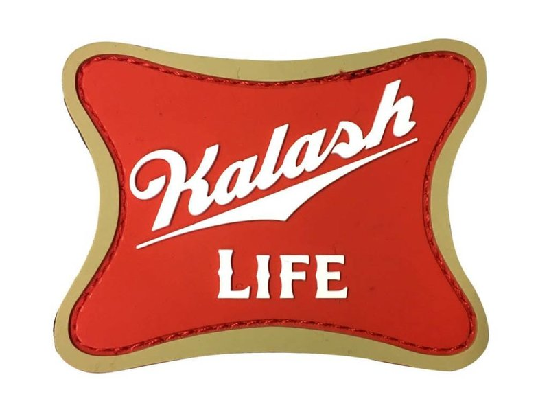 Zoo Tactical Zoo Tactical Kalash Life PVC Patch
