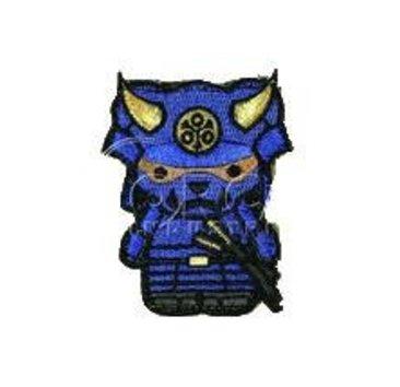 Orca Industries Orca Industries Kuma Korps - A(Blue) Samurai - CLR