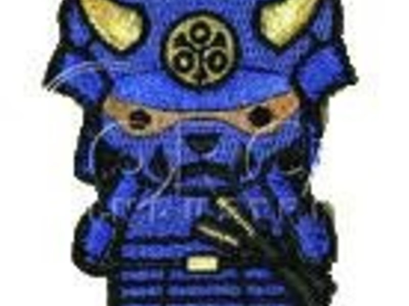 Orca Industries Orca Industries Kuma Korps - A(Blue) Samurai - CLR