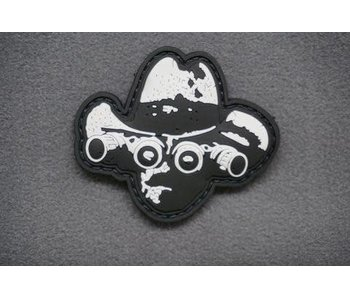 Tactical Outfitters Cowboy Operator PVC Morale Patch