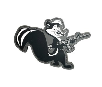 Zoo Tactical Le Pew Pew Patch