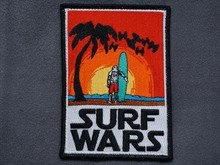 Tactical Outfitters Tactical Outfitters Surf Wars Morale Patch