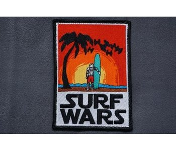 Tactical Outfitters Surf Wars Morale Patch