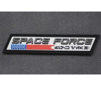 Tactical Outfitters US Space Force Thin PVC