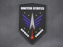 Tactical Outfitters Tactical Outfitters US Space Force Emblem PVC