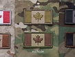 Condor Mil-Spec Monkey Canadian Flag