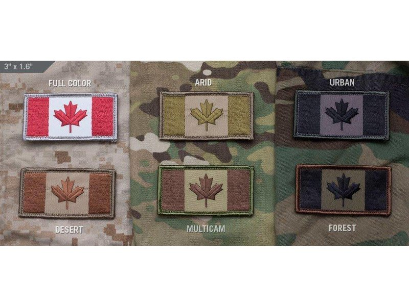 Mil-Spec Monkey Mil-Spec Monkey Canadian Flag