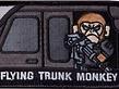 Mil-Spec Monkey Mil-Spec Monkey Flying Trunk Monkey