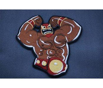 Tactical Outfitters Luchador Morale Patch