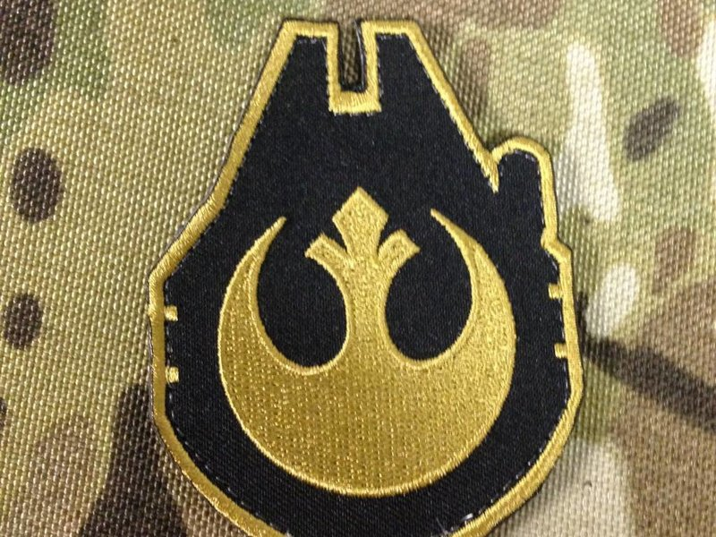 Tactical Outfitters Tactical Outfitters Renegade Squadron Patch