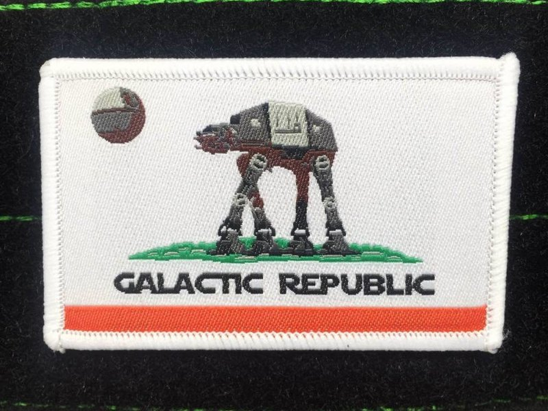 Tactical Outfitters Tactical Outfitters California Galactic Republic Morale Patch