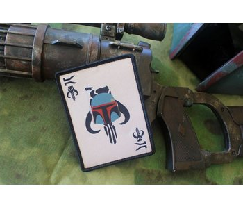 Tactical Outfitters Fett Death Card Patch