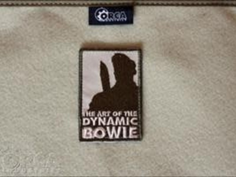 Orca Industries Orca Industries Art of the Dynamic Bowie Morale Patch
