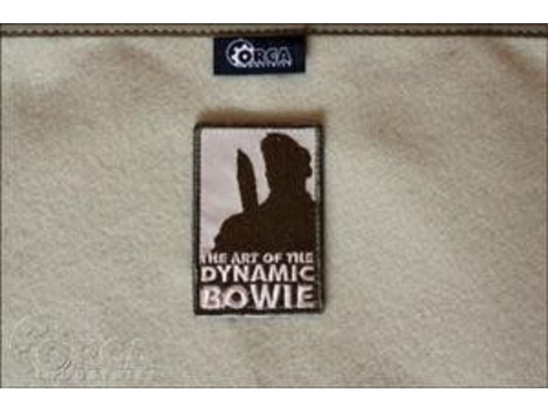 Orca Industries Orca Industries Art of the Dynamic Bowie Patch