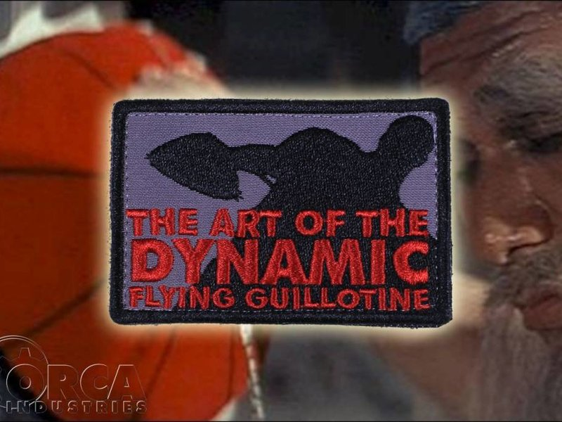 Orca Industries Orca Industries Art of the Dynamic Flying Guillotine
