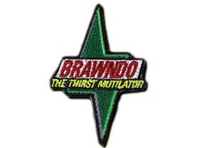 Orca Industries Orca Industries Brawndo Idiocracy Patch Full Color