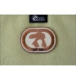 Orca Industries Orca Industries Echo Base Patch, Desert