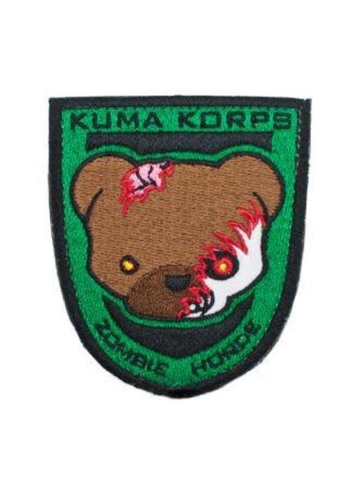 Orca Industries Kuma Korps - Zombie Horde Patch