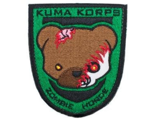 Orca Industries Orca Industries Kuma Korps - Zombie Horde Patch