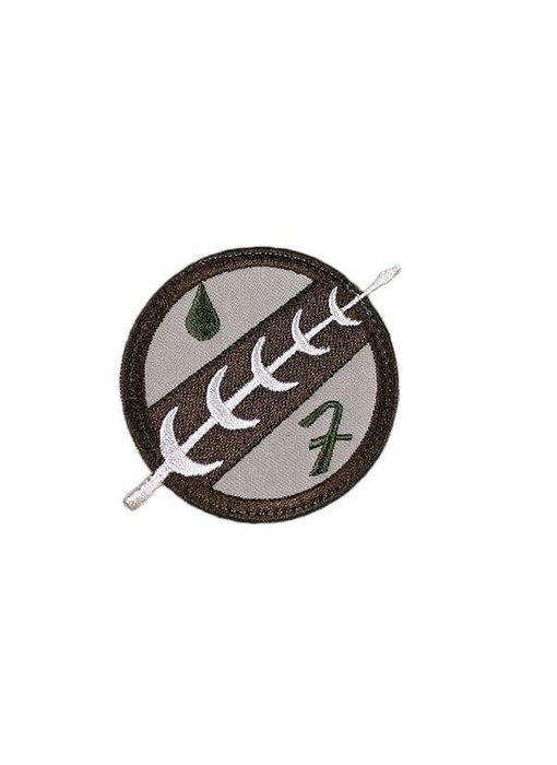 Orca Industries Mandalorian Crest Patch, Arid