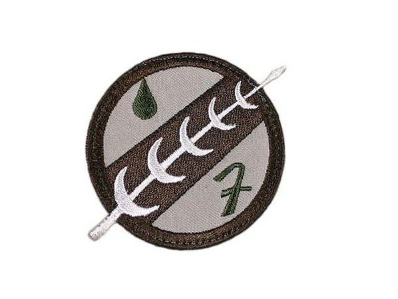 Orca Industries Orca Industries Mandalorian Crest Patch, Arid