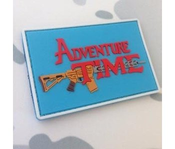 Tactical Outfitters Adventure Time PVC Patch