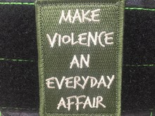 Tactical Outfitters Tactical Outfitters Make Violence An Everyday Affair