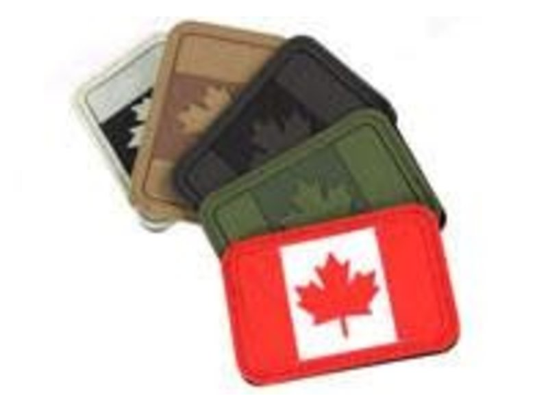 Airsoft Extreme Canadian Flag Patch